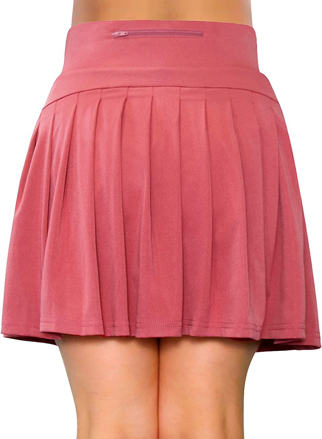 IZZY Philadelphia Mall + TOBY Athletic Pleated Seasonal Wrap Introduction Tennis Skirts Women for with Shorts