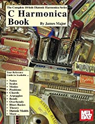 Complete 10-Hole Diatonic Harmonica: C Harmonica
