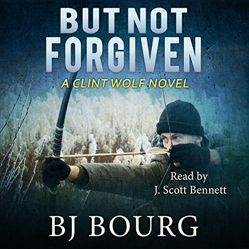 But Not Forgiven audiobook cover art