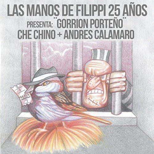 Las manos de Filippi feat. Andres Calamaro & Che Chino