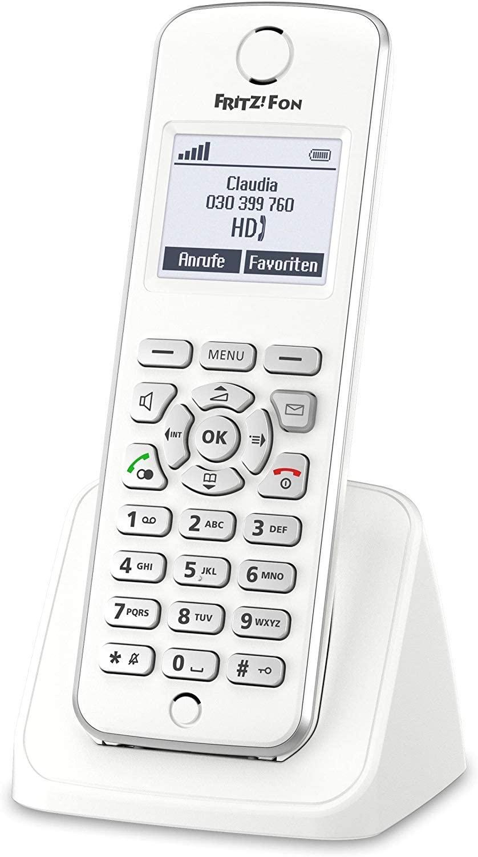 Avm Fritz Fon M2 Dect Komforttelefon Deutschsprachige Elektronik