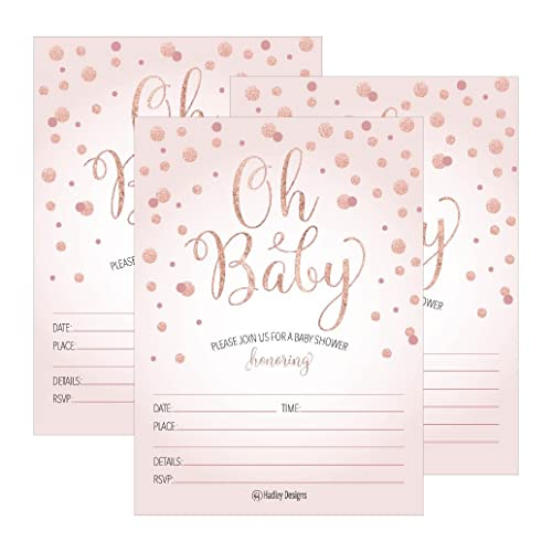 Twin Baby Shower Invitations: Amazon com