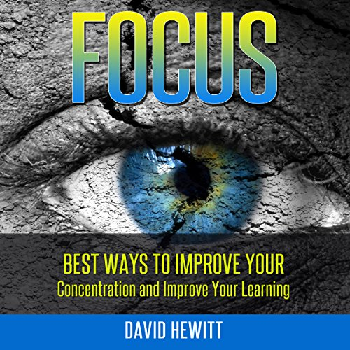 Focus audiobook cover art