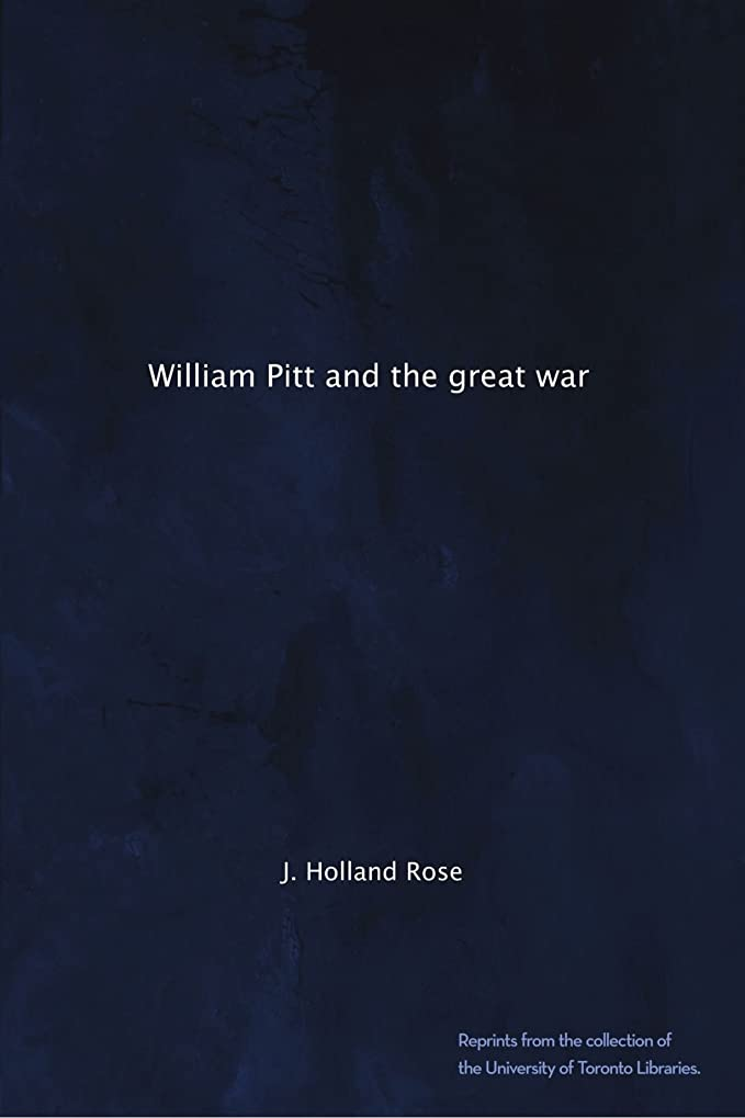農夫質量モチーフWilliam Pitt and the great war