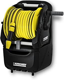 Karcher Hose Reel With Crank Box , 5 By 8 Inch,
