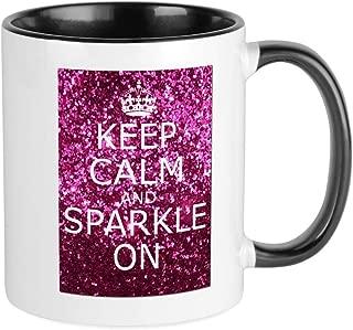 Best keep calm and sparkle on mug Reviews