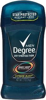 Degree Deodorant 2.7 Ounce Mens Extreme Blast (79ml) (2 Pack)