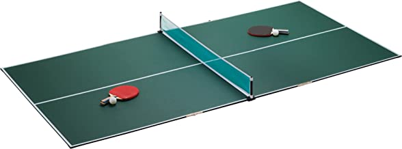 Viper 3-in-1 Portable Table Tennis Top, Turn Any Surface into a Game Table for Quick..