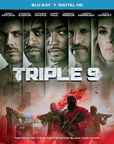 TRIPLE 9 BD [Blu-ray]