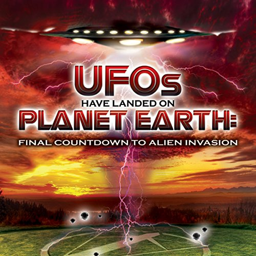 UFOs Have Landed on Planet Earth cover art