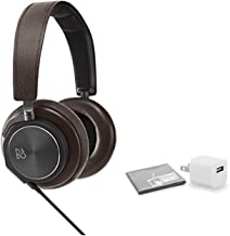 Bang & Olufsen Beoplay H6 Gray Hazel Headphones with USB Wall Charger