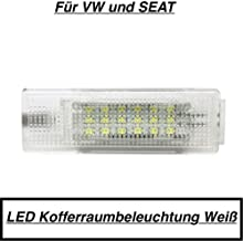 16X LED SMD T5 LED VW T5 T 5 Trittbrettbeleuchtung Trittstufenbeleuchtung weiß