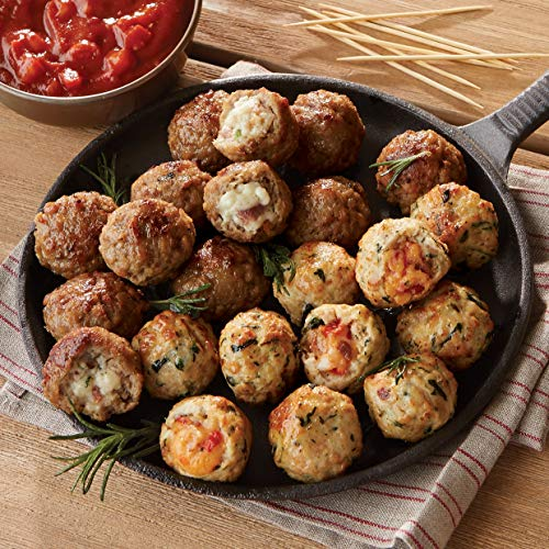 Stuffed Meatballs, Chicken from The Swiss Colony