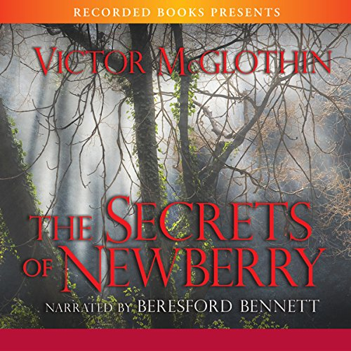 The Secrets of Newberry audiobook cover art