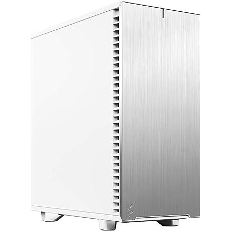 Fractal Design Define 7 Compact White ミドルタワーPCケース ソリッドパネルモデル FD-C-DEF7C-05 CS7864
