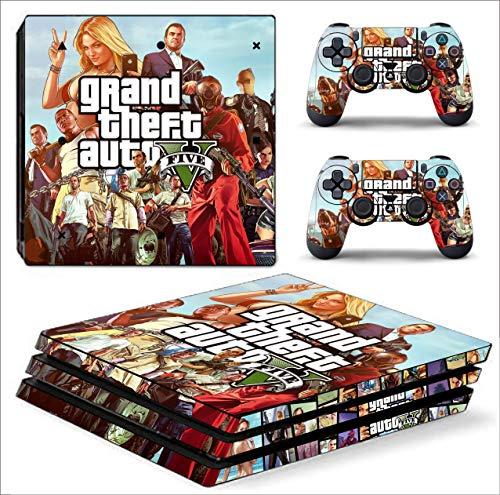 PS4 Pro (SKIN) GTA 5