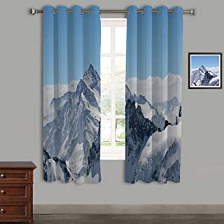 Lovely Children Curtains Drapes,Polyester Curtains Panels,2 Panels,105