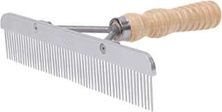 cattle grooming combs