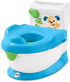 e80f5495b Fisher-Price Orinal aprende con Perrito, orinal bebé +1 año (Mattel FRG80