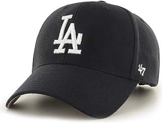 47 Mvp La Dodgers Mens Cap Black