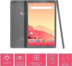 Yuntab Tablet D107 PC 10.1 Pulgadas Eight-Core 2 + 32GB Android 9.0, cámara Dual Google Play G-Sensor Bluetooth (Gray)