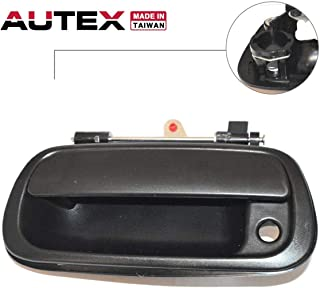 IRONTEK Exterior Rear Tailgate Handle Fits 2000-2006 Toyota Tundra Smooth Rear Exterior Tailgate Door Handle Replacement Pickup Replaces# 69090-0C010 69090-0C030-C0