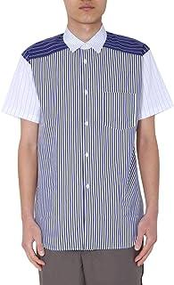 COMME DES GARÇONS SHIRT Luxury Fashion Mens S280801 Light Blue Shirt | Spring Summer 20