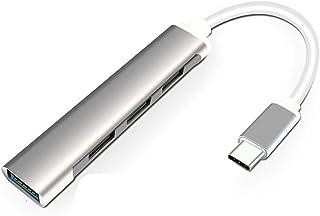 CMDZSW USB C HUB USB 3.0 hub Type C USB Splitter Thunderbolt 3 USB-C Dock Adapter OTG per MacBook PRO 13 15 Air Mi PRO Hua...