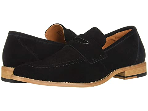05bc5031362 Stacy Adams Colfax Moc-Toe Slip-On Penny Loafer at Zappos.com