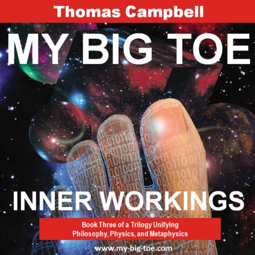 My Big TOE, Book 3: Inner Workings audiobook cover art