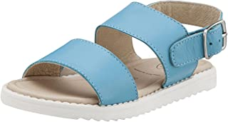 OLD SOLES Girl's Shuk Leather Sandals