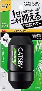 ギャツビー(GATSBY)プレミアムタイプデオドラントロールオン アクアティックシトラス メンズ 制汗剤 脇汗対策 60ml(医薬部外品)
