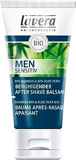 Lavera Kalmerende aftershave balsem voor mannen, voor gevoelige huid, veganistisch (1 x 50 ml)