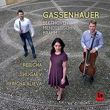 Gassenhauer: Brahms - Beethoven - Mendelssohn