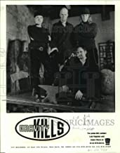 1996 Press Photo Kirk, Jeff, Doug and Matt of Gravity Kills Band, Musicians
