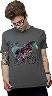 Clockwork Gears Men's Horsepower Cycling T-Shirt