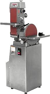 Belt/Disc Finishing Machine, 1-1/2HP, 6x48