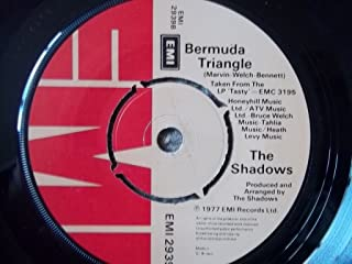 THE SHADOWS Theme From The Deer Hunter/ Bermuda Triangle 7