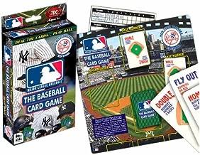 TDC Games MLB Baseball Card Game - Yankees