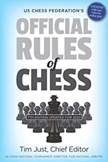 US Chess Federation's Official Rules of Chess