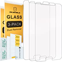 """Best [3-PACK]- Mr.Shield For Samsung""""Galaxy J7 Perx"""" [Tempered Glass] Screen Protector [0.3mm Ultra Thin 9H Hardness 2.5D Round Edge] with Lifetime Replacement Review"""