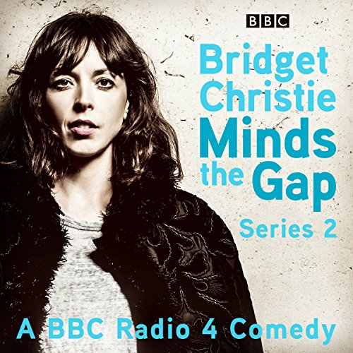 Bridget Christie Minds the Gap: Series 2 cover art