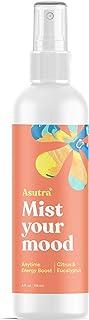 ASUTRA Citrus & Eucalyptus Essential Oil Blend, Aromatherapy Spray, 4 fl oz | for Face, Body, Rooms, Linens | Energy Boost...