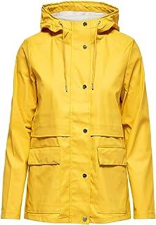 Onltrain Short Raincoat Otw Noos Impermeable para Mujer