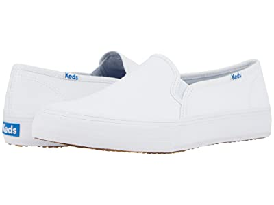 Keds Double Decker Canvas (White) Women