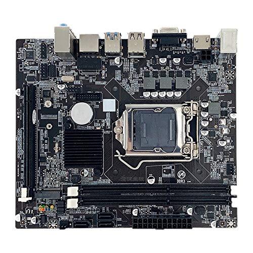 Beada el Disco Duro de Computadora H310-1151 D3 Admite Ocho Generaciones de Memoria Celeron Pentium Core CPU DDR3