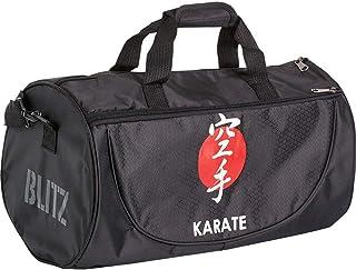 Blitz Unisex's karate Discipline Holdall, czarny, jeden rozmiar