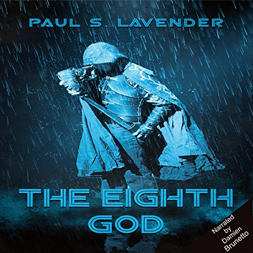 The Eighth God audiobook cover art