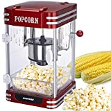 Syntrox Germany, macchina per fare i popcorn PCM-310W Wyoming