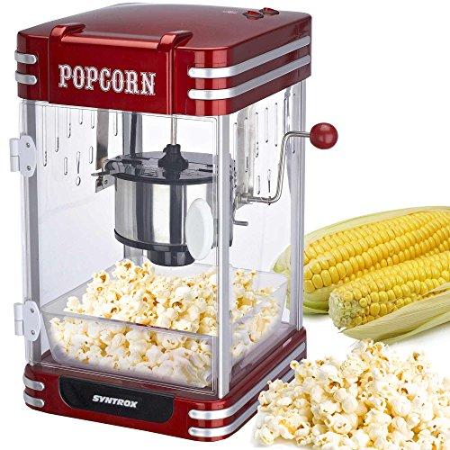 Syntrox Germany Popcorn Maker Popcornmaschine PCM-310 Wyoming